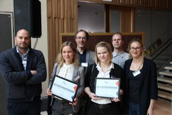 RNGS poster prize winners