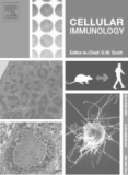 Cellular Immunology cover by Elsevier